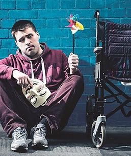 Cian Binchy 2 - autism representation -