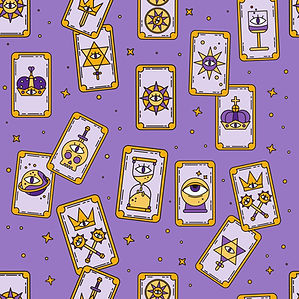 tarot reading for 2021 - The Spill - mag