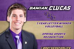 Damian Cluclas
