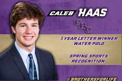 Caleb Haas