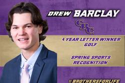 Drew Barclay