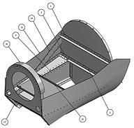 Ultracruiser Motorbox Kit