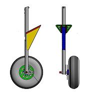 Ultracruiser Landing Gear Kit