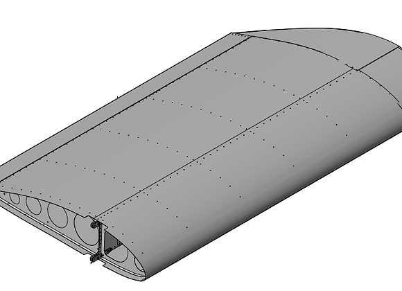 Ultracruiser Outer Wing Kit (Left)