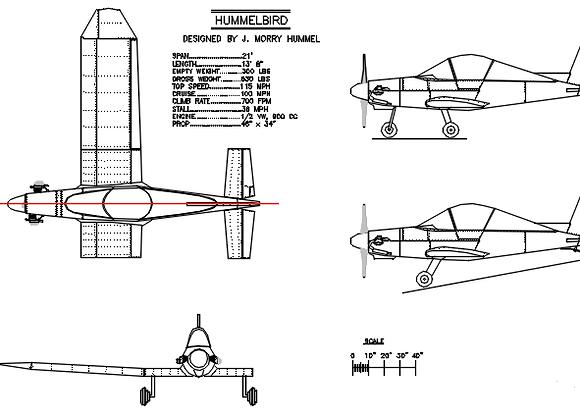 Hummelbird Plans