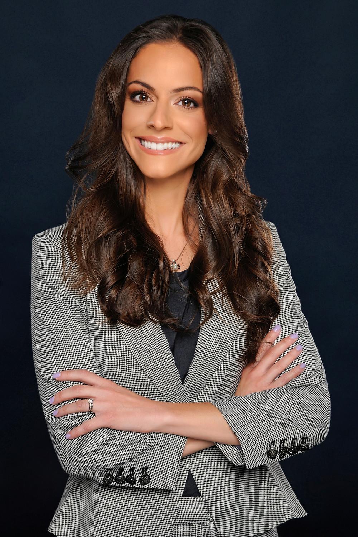 Image: Lourdes Casanova a lawyer and founder of Casanova Law, P.A.  in Palm Beach County, Florida.