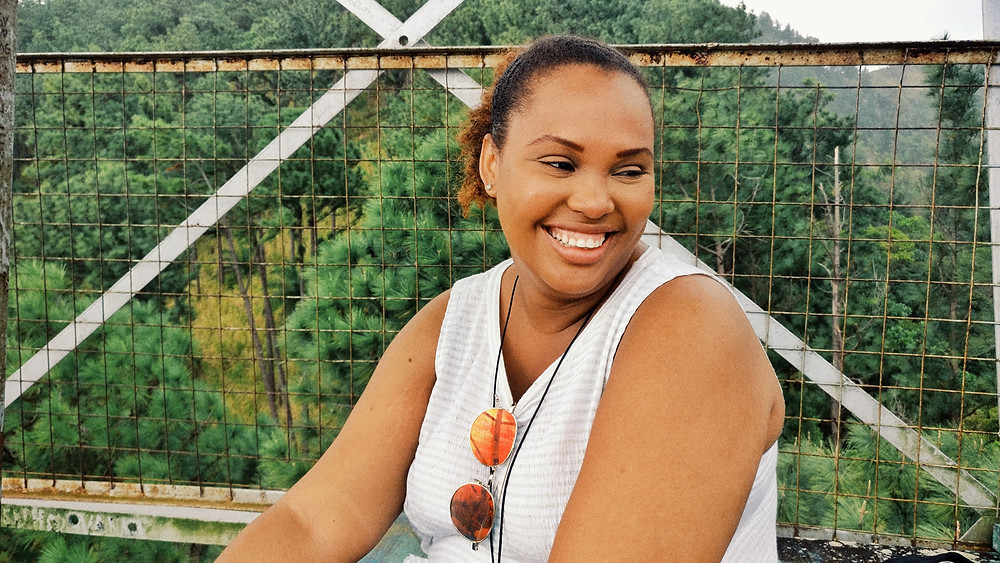 Katrina McIntosh founder of Persons With Mental Illness (PWMI) in Trinidad and Tobago.