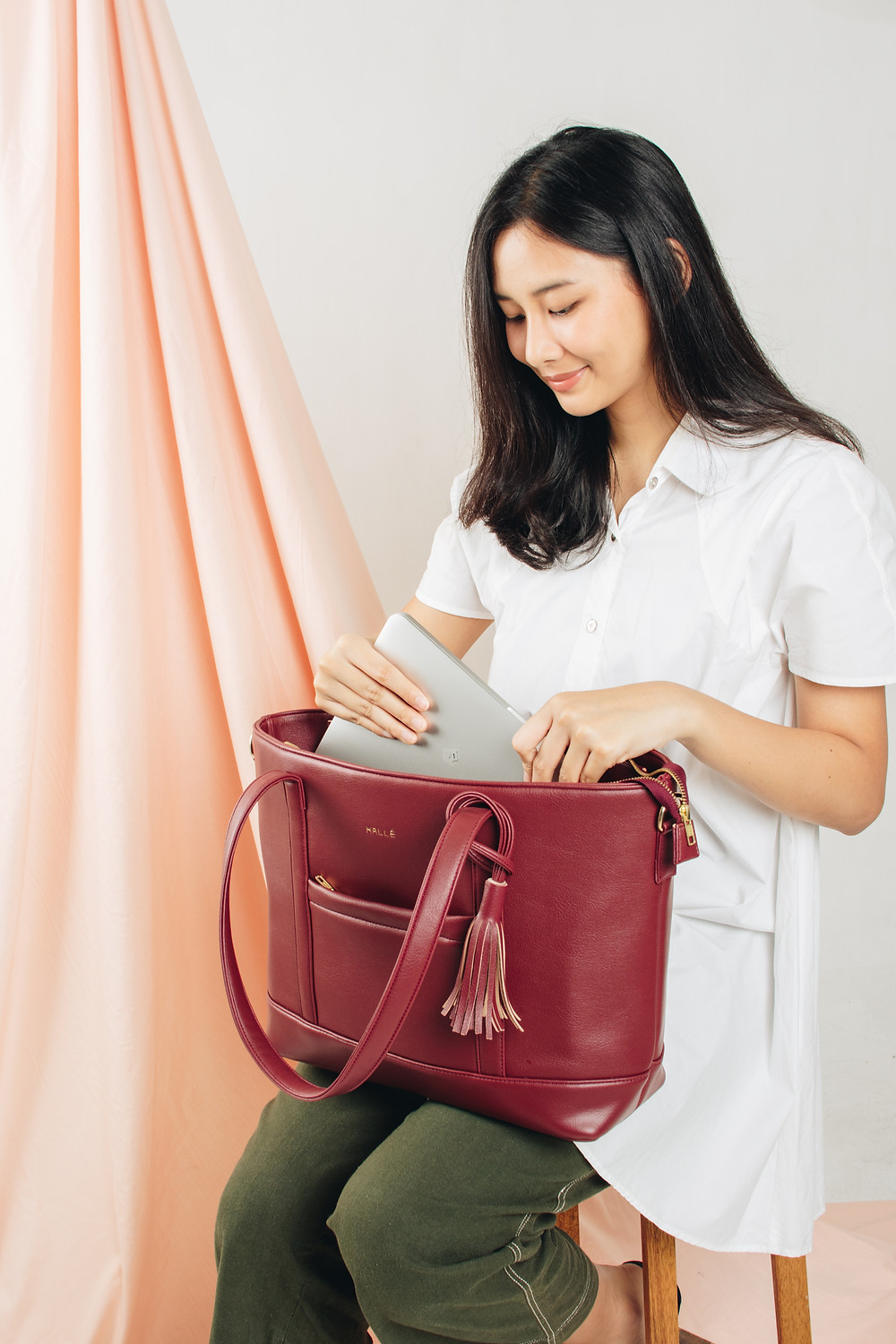 All Kalle bags combine fashion and function.