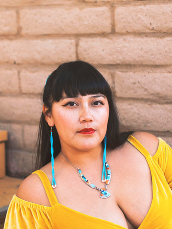 The Story of A Grownup Navajo Woman
