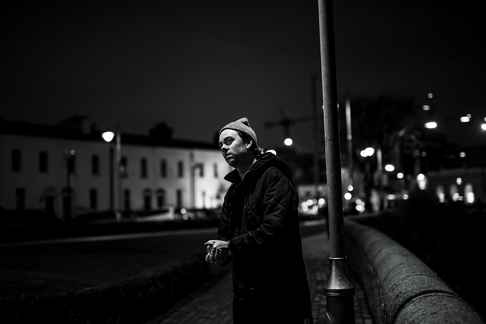 Ross Gaynor, educator, actor, writer, and Creative Director of The Lock Inn (thelockinn.io) photographed by Jack Breslin a Dublin based Irish photographer.
