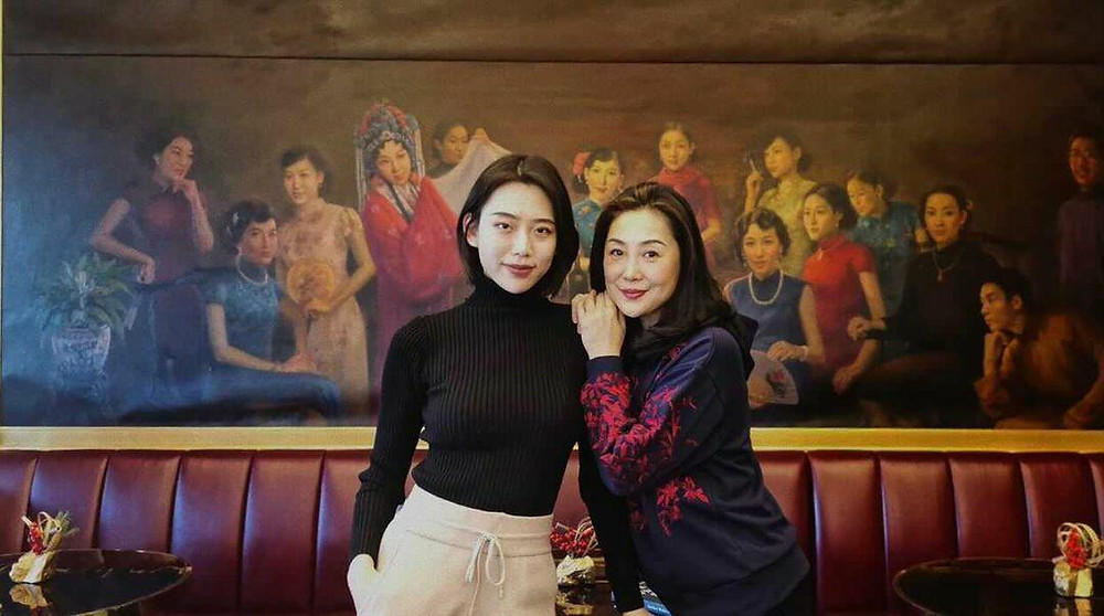 Jasmine Xie, founder of Nova Universal, a femal entrepreneur based in Beijin leading a media and talent agency.