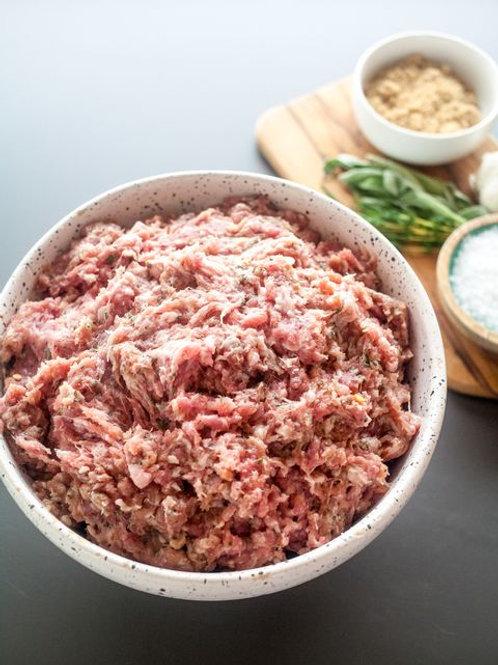 Ground Pork Breakfast Sausage