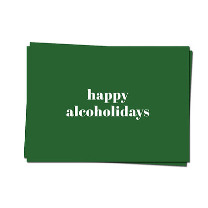Alcoholidays