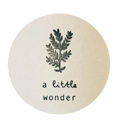 Little wonder - wit (per 2)