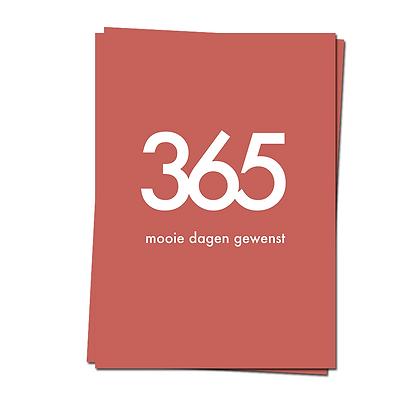 365 - pakketje van 8