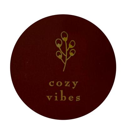 Cozy vibes - bordeaux (per 2)