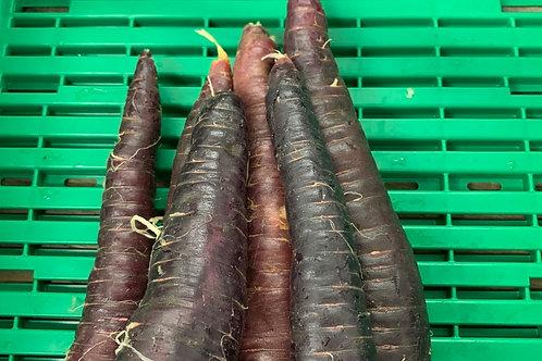 Karotten lila