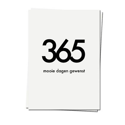365 - zwart