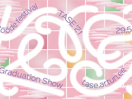 EKA lõputööde näitus TASE ´21 – Denisa Stefanigova, King Wai Cheung Reds, Anu Lehis, Nusrat Jahan ja