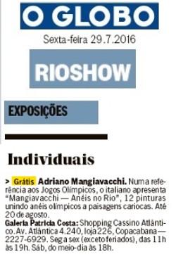 O Globo - Rioshow