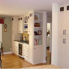 Custom Painted Cabinets