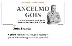 O Globo - Ancelmo Góis