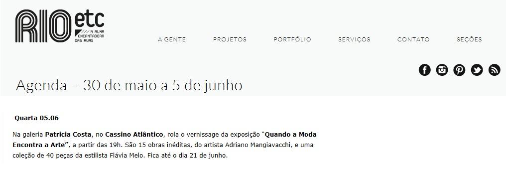 Rio etc
