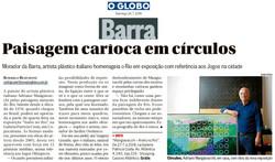 O Globo - Barra