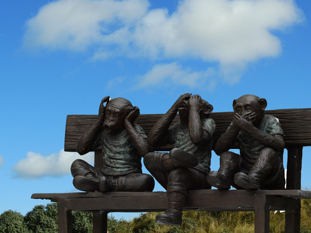 La sagesse des 3 singes