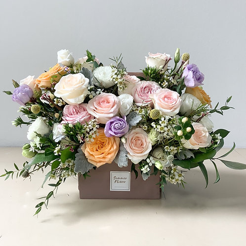 Floral Blush BL-12