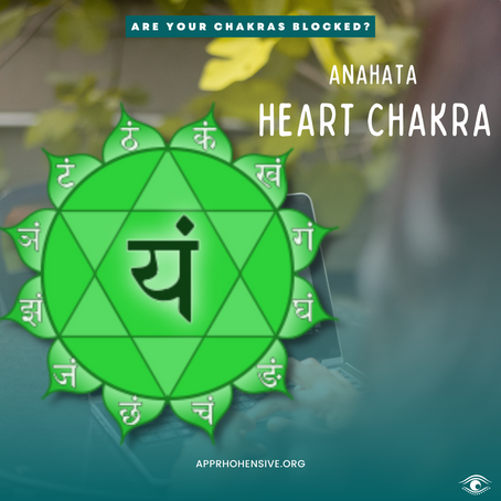 Is Your Anahata Blocked?