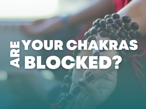"""Introduction of """"Are Your Chakras Blocked?"""""""