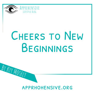 Cheers to New Beginnings