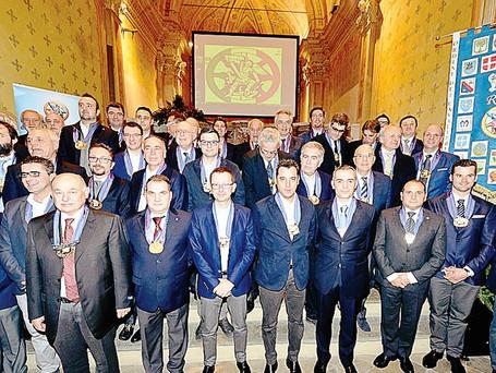 Investitura dei nuovi 43 Cavalieri - 2015