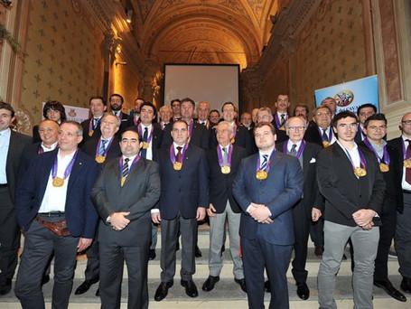 Investitura dei nuovi 38 Cavalieri - 2013