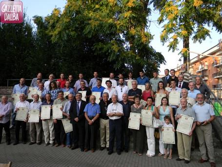 Premiazione Concorso Enologico 2012