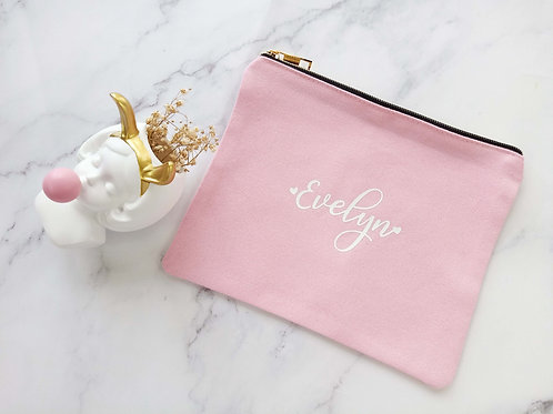 PINK HANDY POUCH