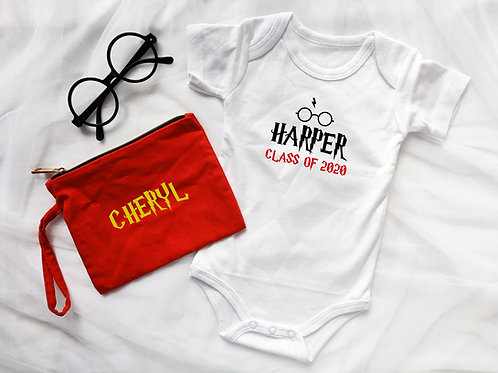 LIL WIZARDRY BABY & MOM GIFT SET