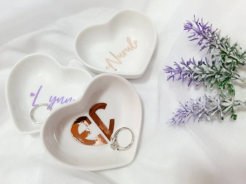 PERFECT LOVE RING DISH