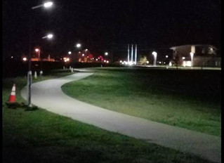 Solar LED Lights in Fate Texas