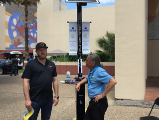 Get Charged at EarthX