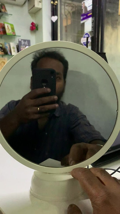 Magic Mirror 3D effect