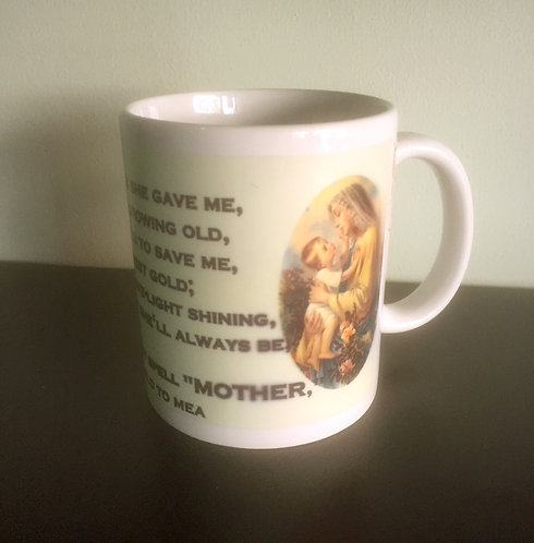 Radium mug