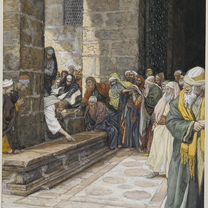 Yeshua and the Adulterous Woman