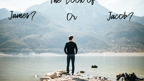 The Book of James or Jacob?