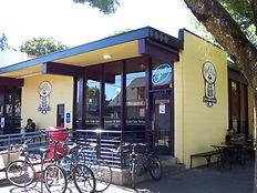 sweet life cafe on monroe street, eugene