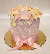 damak floral cake