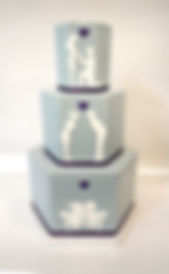 hex cake with silhouettes.jpg