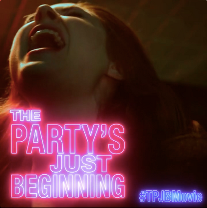 """""""Dance Party"""" - The Party's Just Beginning"""