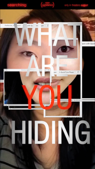 """""""Hiding"""" - Searching"""